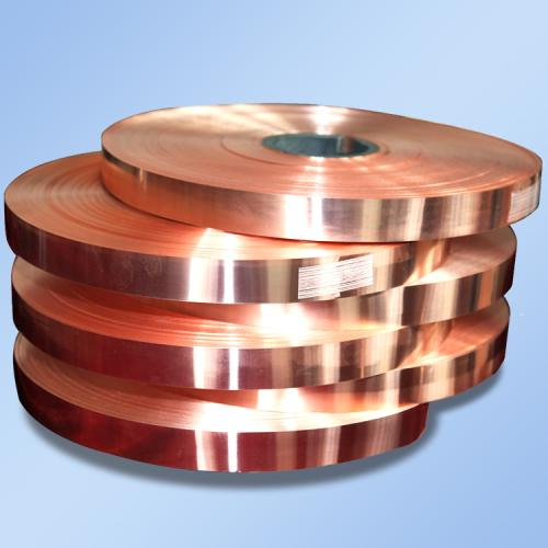 the copper-holmium alloy has light red metallic luster and massive ingot shape