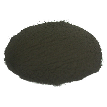 Nano Copper oxide appear as a brownish-black powder.