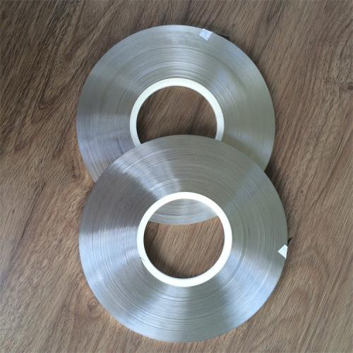 Lithium ribbon metal  for solid silver metal