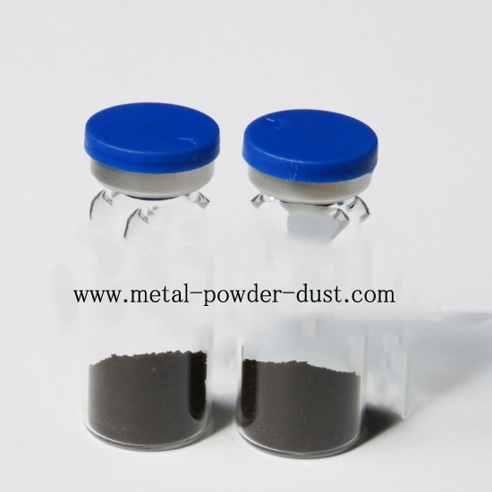 Nano Gold Powder is brown black powder.